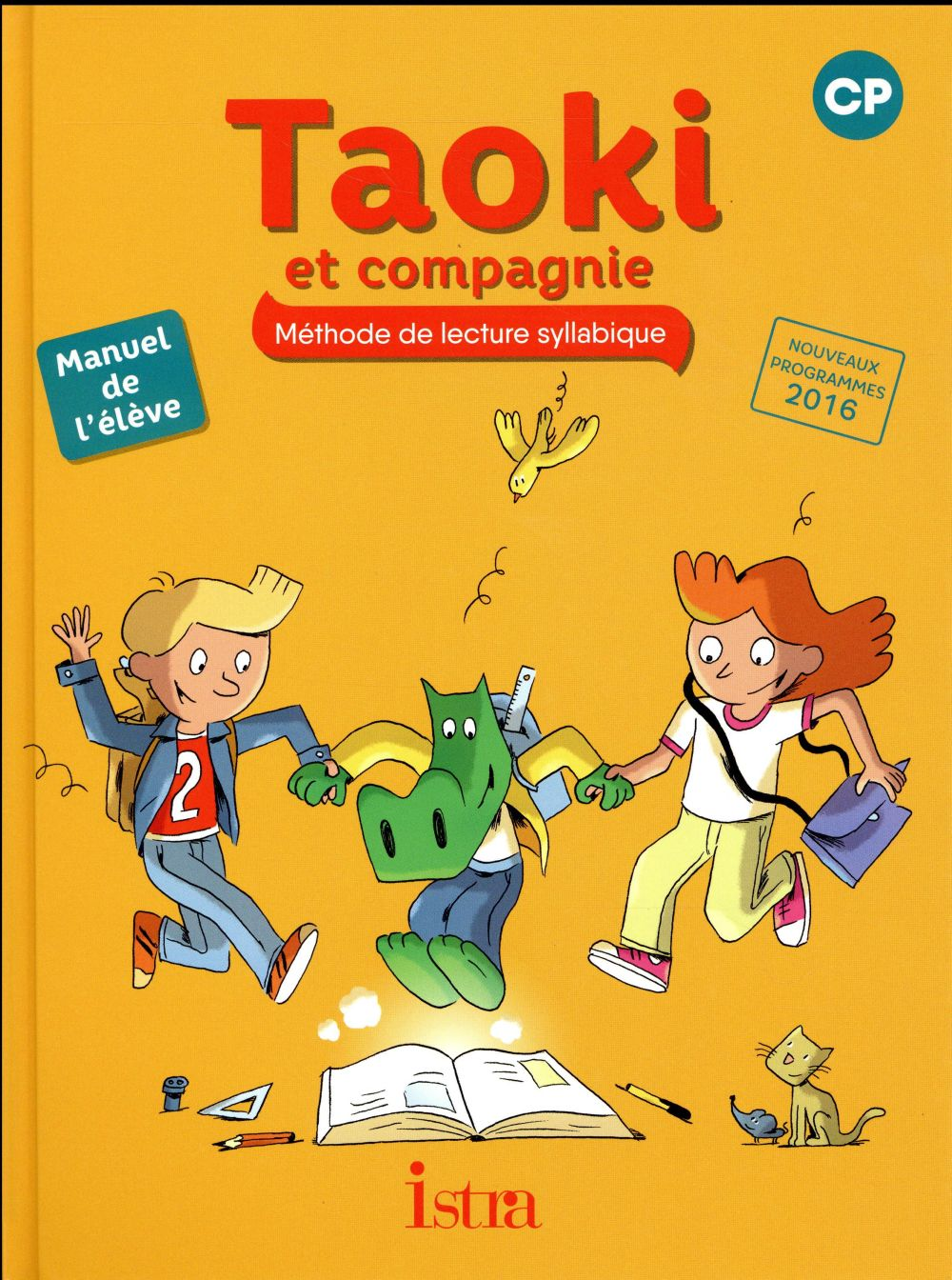 TAOKI ET COMPAGNIE CP - MANUEL ELEVE - EDITION 2017
